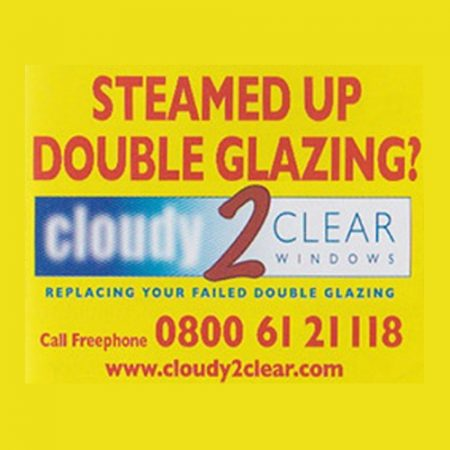 Cloudy 2 Clear Windows